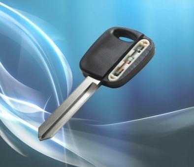 Automotive Transponder Keys